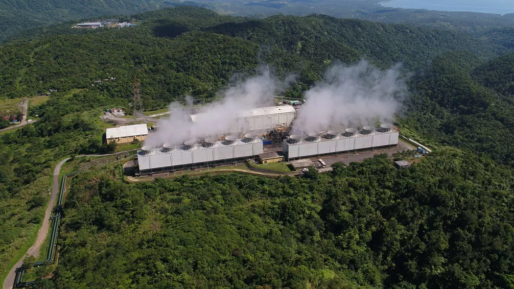 Energy Development Corporation's Geothermal Power Plant