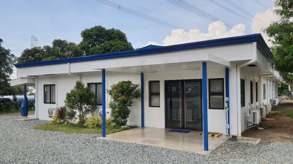 First Balfour East Metro Manila Office Exterior