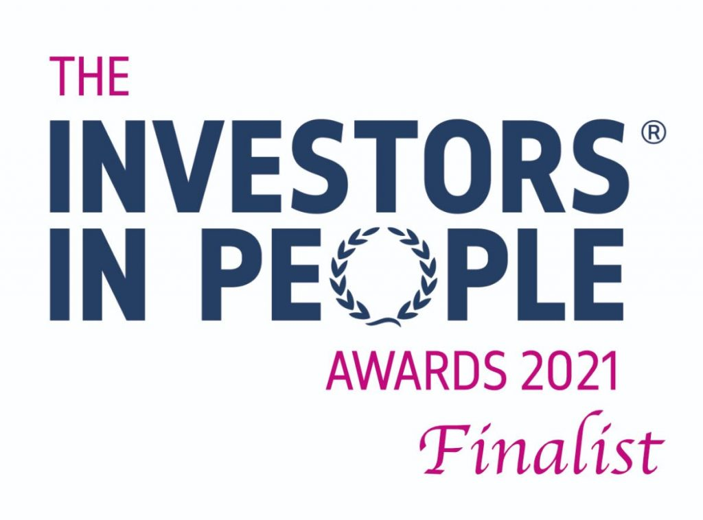 Investors in People Awards 2021 Finalist - First Balfour