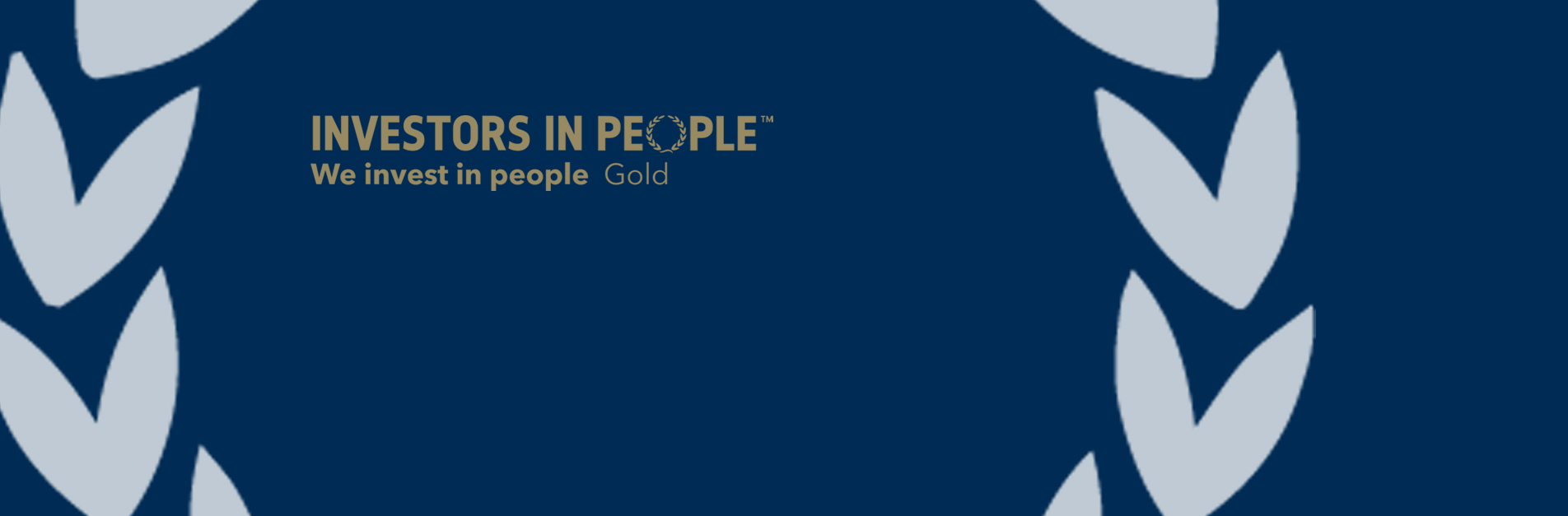 First Balfour Investors in People Gold