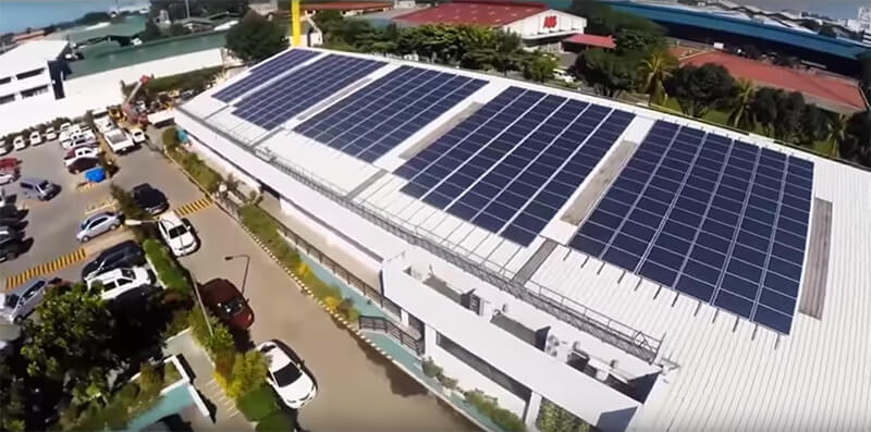 First Balfour Solar Rooftop